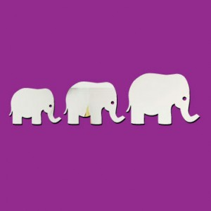 stickers elephants